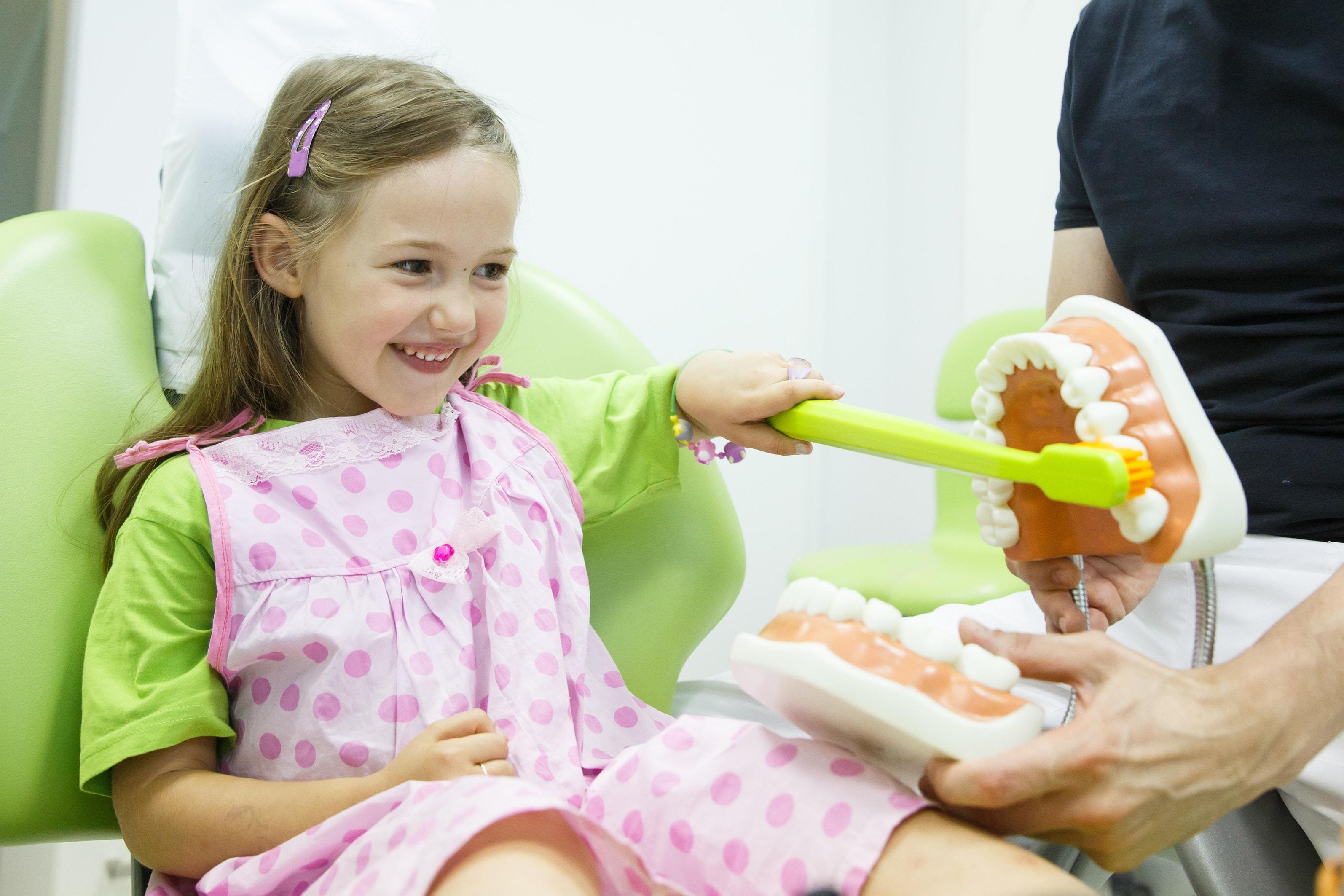 çocuk diş hekimliği antalya