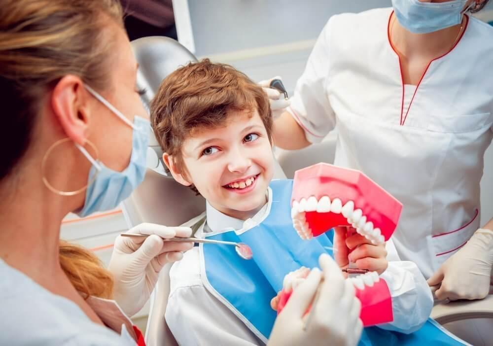 çocuk diş tedavisi antalya