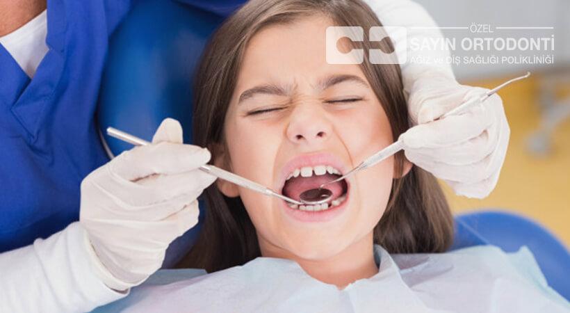 diş hekimi korkusu nasıl gecer